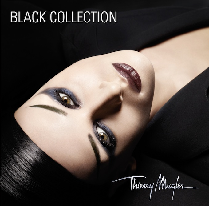 Thierry Mugler black_collection