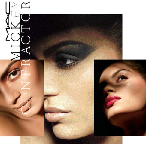 Mickey Contractor Mac Cosmetics