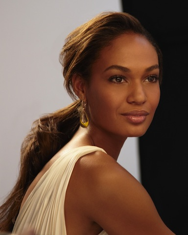 Joan Smalls Estée Lauder