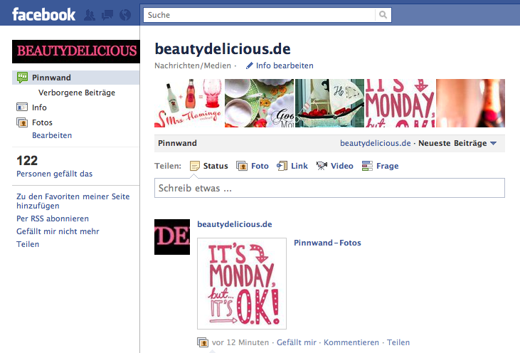 beautydelicious facebook