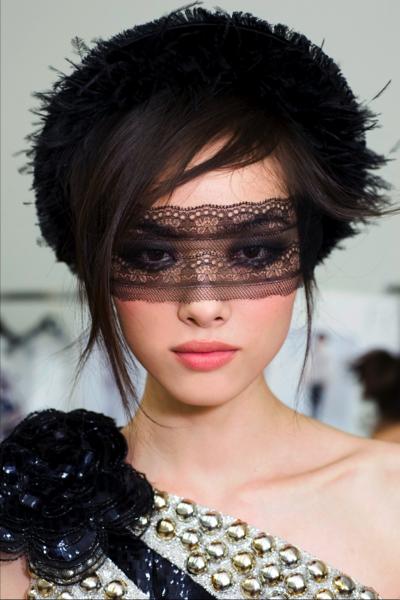 Chanel Haute Couture Show H/W 2011/2012