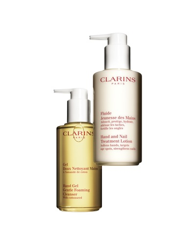 Clarins duo_jeunesse_des_mains_limited_edition_