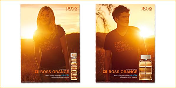 Boss Organge