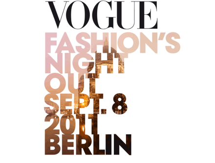 Vogue Fashion's Night Out Berlin Düsseldorf