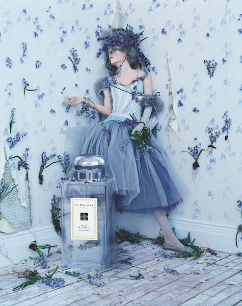 Jo Malone Blue Bell Tim Walker