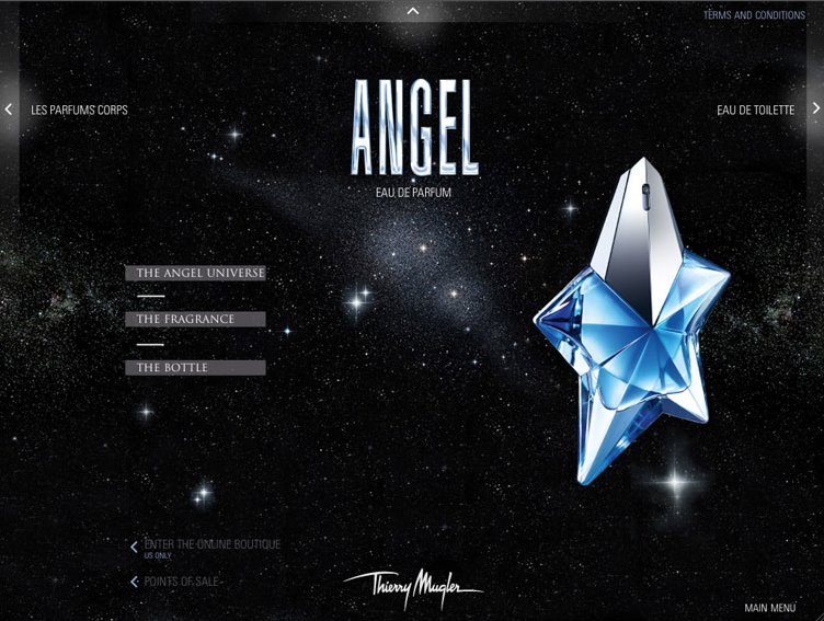 thierry mugler angel app