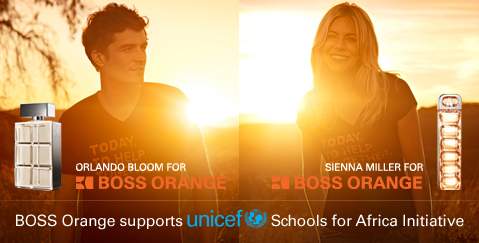 boss orange unicef