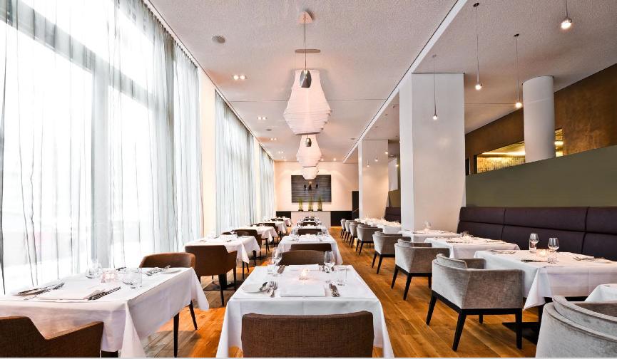 cosmo hotel restaurant
