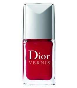 Dior Vernis Red Royalty Nagellack