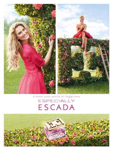 Especially Escada key-visual