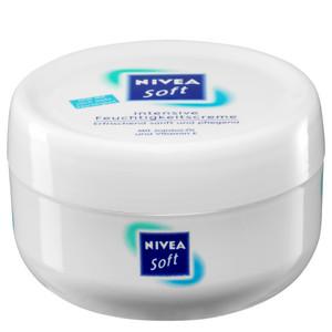 Nivea Soft Intensive Feuchtigkeitscreme Tagespflege