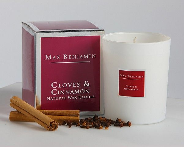 Max Benjamin cloves cinnamon beautydelicious