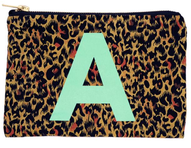 alphabeth bag