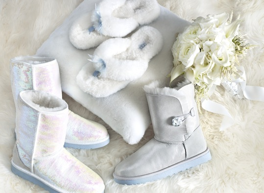 ugg wedding collection