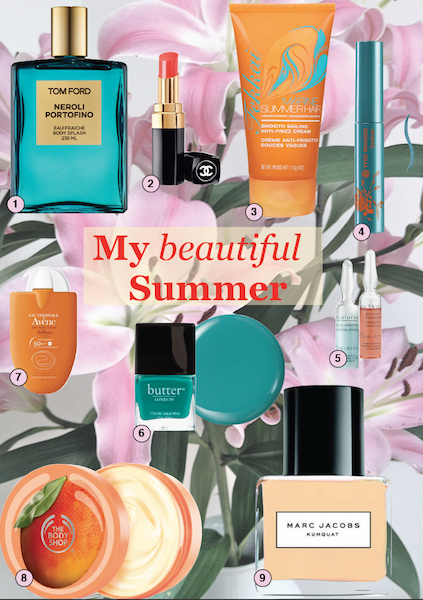 summer beautydelicious
