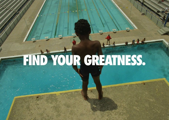 nike find your greatness