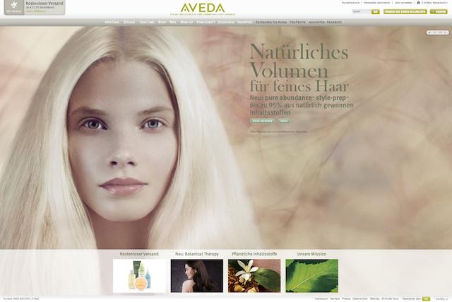 aveda beautydelicious