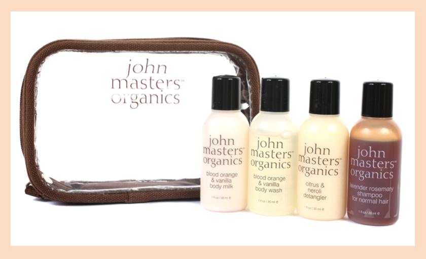 John Masters Organics Essential Travel Kit