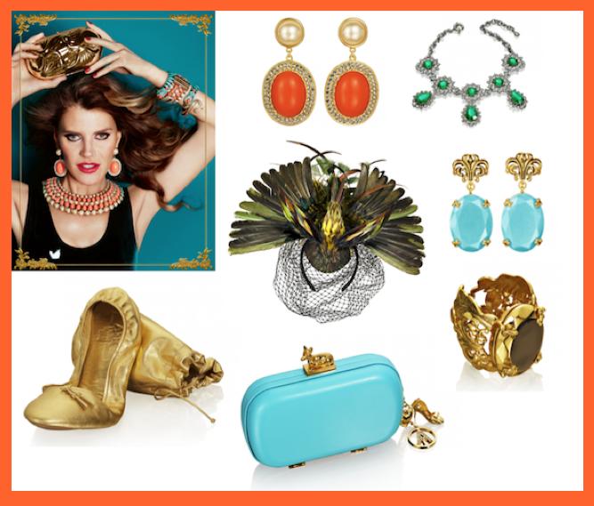 Anna Dello Russo H&M vogue beautydelicious