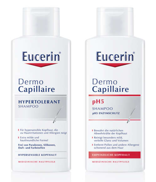 eucerin dermo capillaire beautydelicious. Black Bedroom Furniture Sets. Home Design Ideas