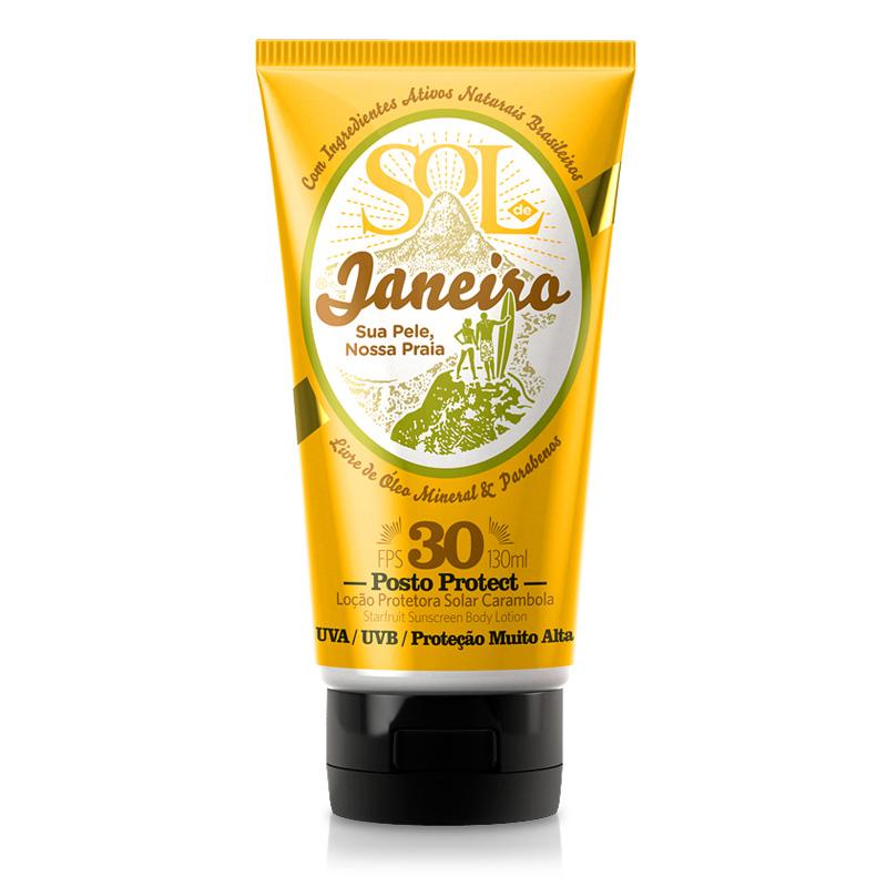 Sol de Janeiro – Starfruit Sunscreen Body Lotion SPF 30