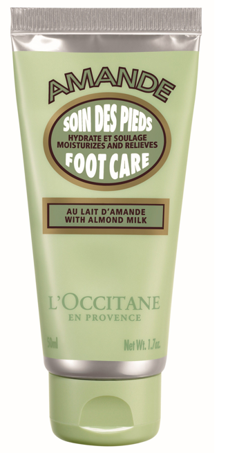 Almond Footcare  L'Occitane