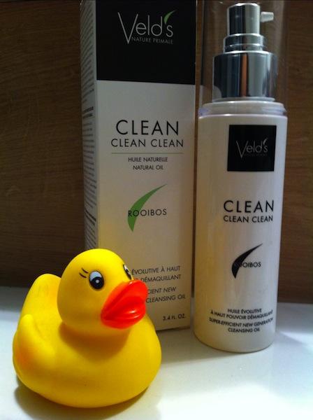 Veld's Cleansing Oil Clean Clean Clean
