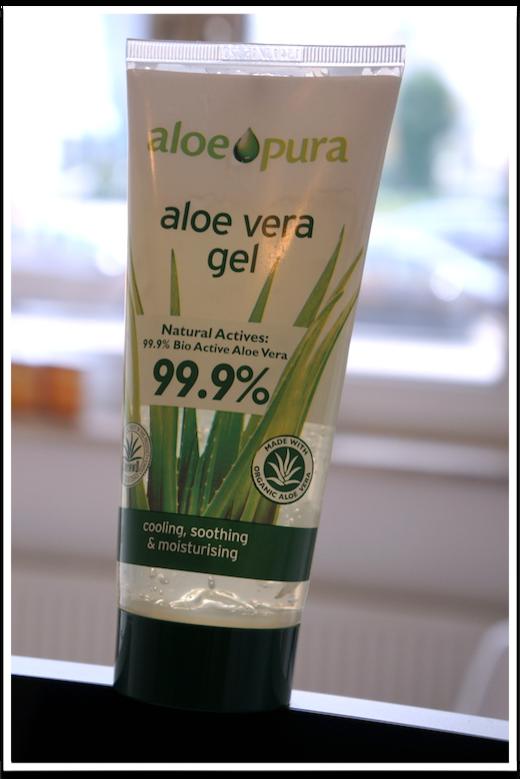 Aloe Vera Gel Pura Aloe