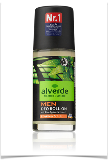 Men Deo Roll-on Alverde