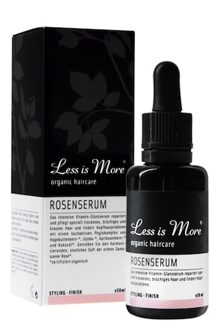 less is more rosenserum