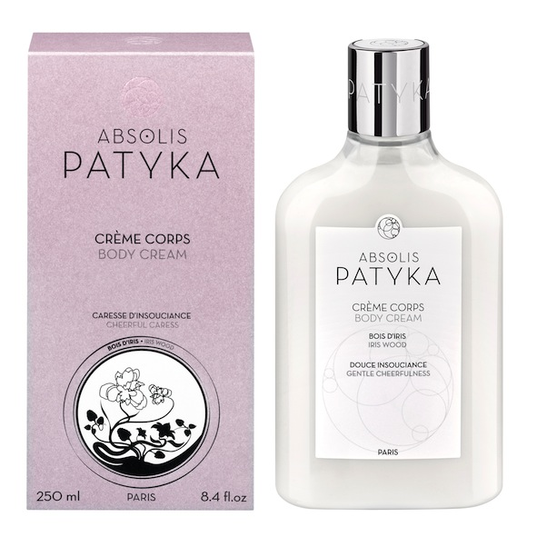 Patyka Iris Wood Body Cream