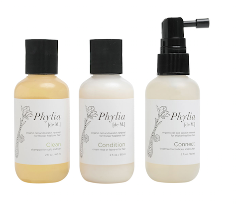 Phylia, Travel Trio 3 Step Kit