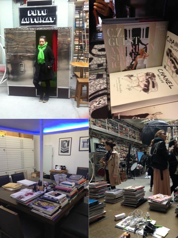 7 Rue de Lille_ 7L Karl Lagerfeld Buchhandlung