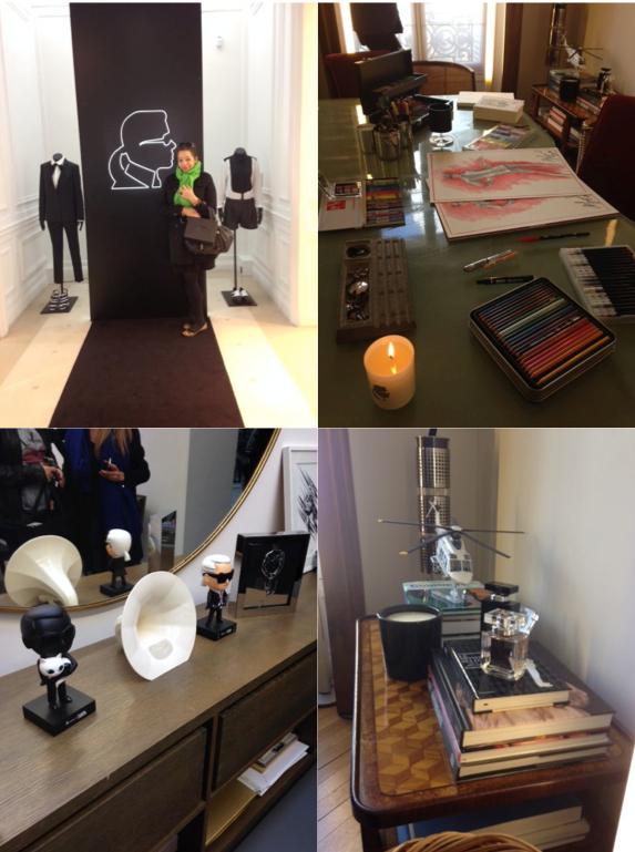 Karl Lagerfeld Atelier Paris