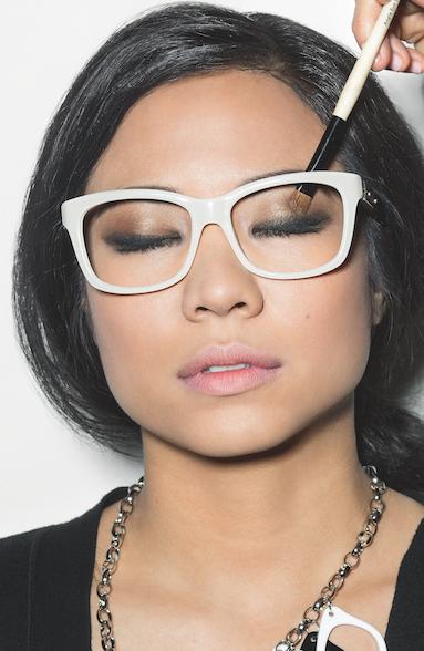 schminktipps f r brillentr gerinnen inspiriert von bobbi brown beautydelicious