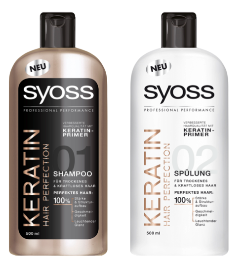 Syoss Keratin Hair Perfection