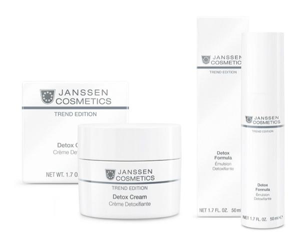 Trend Edition DETOX von Janssen Cosmetics
