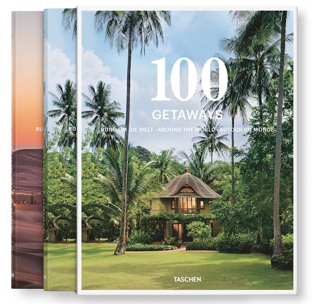 100 getaways Taschen