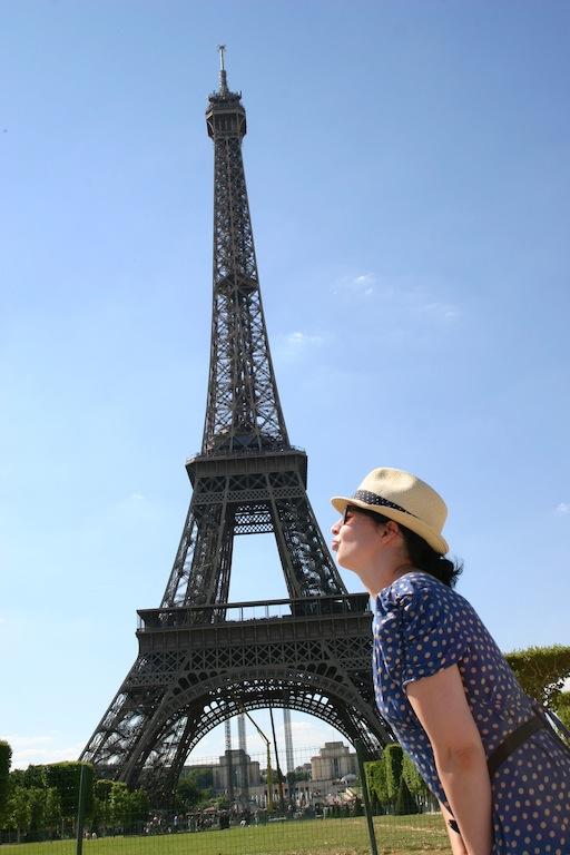 Eiffelturm Beautydelicious