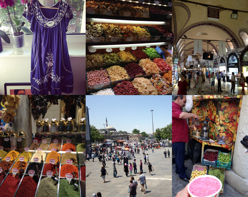 Gewürzmarkt Istanbul