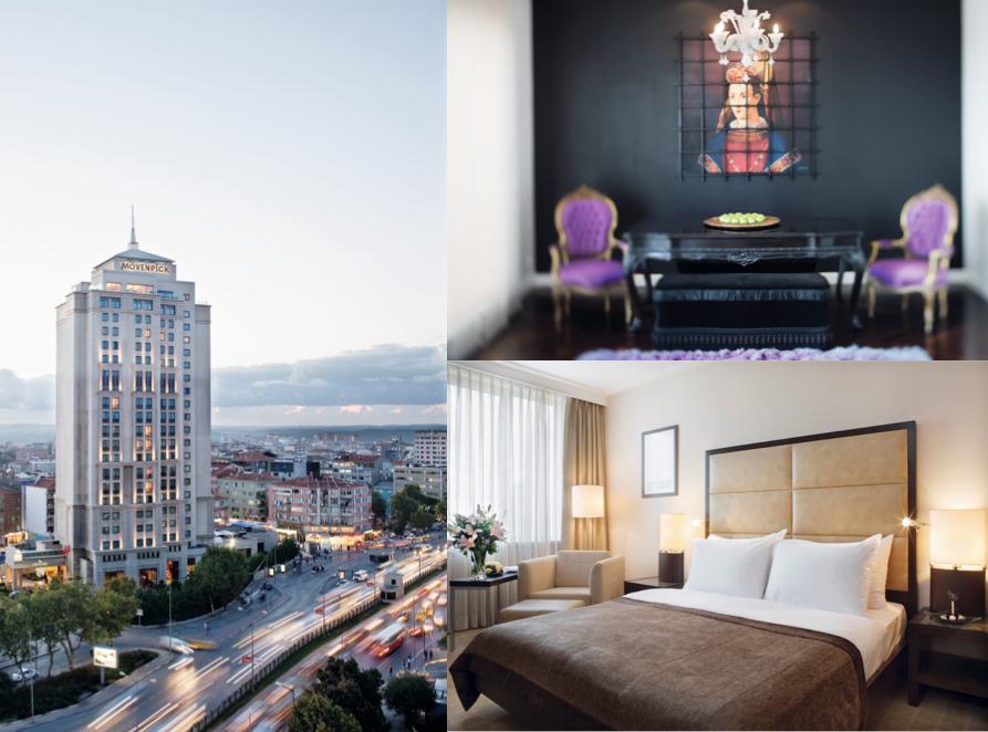 Istanbul Mövenpick Hotel
