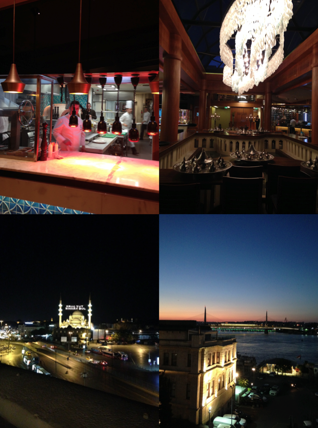 Istanbul surplus restaurant