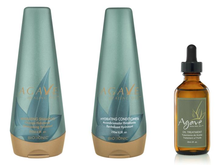 agavé healing oil