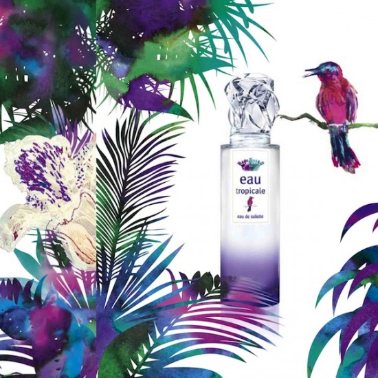 eau tropical sisley