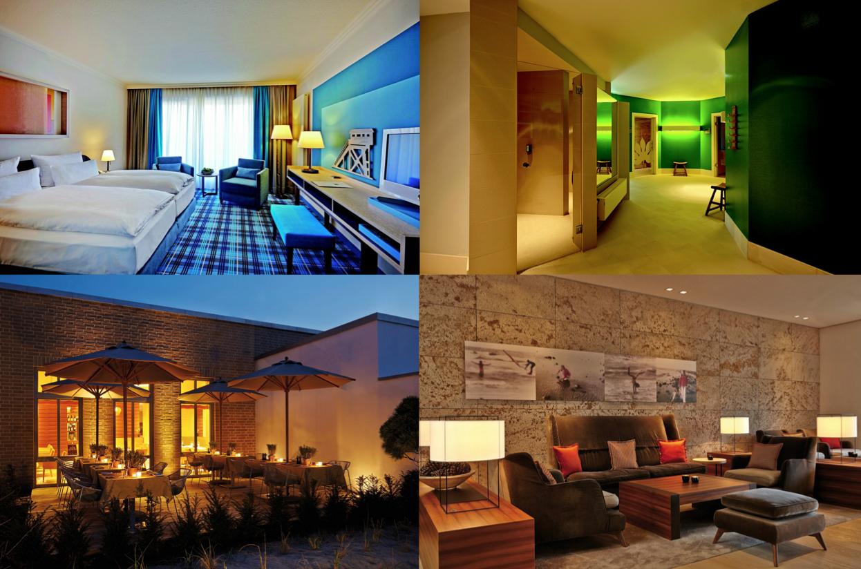 aalernh s hotel spa st peter ording beautydelicious. Black Bedroom Furniture Sets. Home Design Ideas