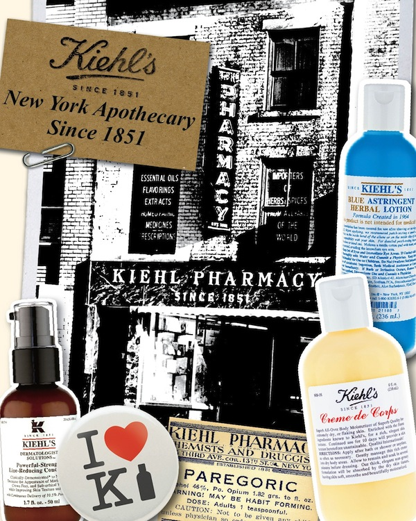 Kiehl's New York