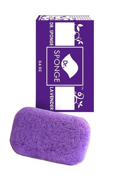 Dr. Sponge Body Cleansing Sponge Lavender