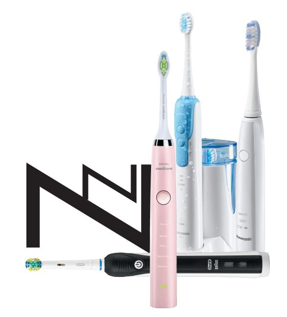 Elektrische Zahnbürsten