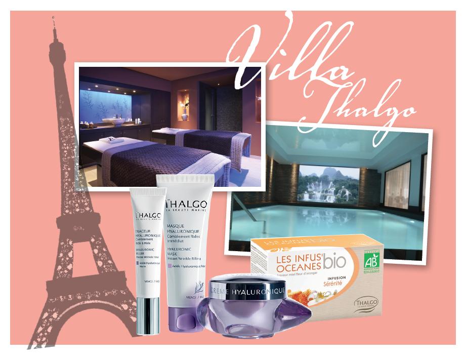Villa Thalgo Paris