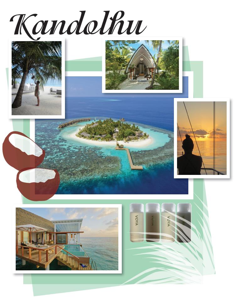 Kandolhu Malediven
